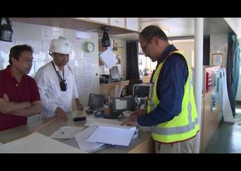 Ship inspections help protect life, property and the environment.