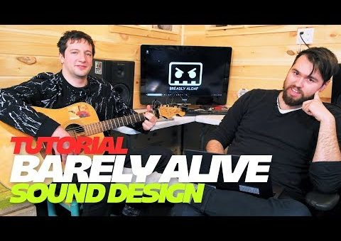 SOUND DESIGN with BARELY ALIVE - ABLETON 10
