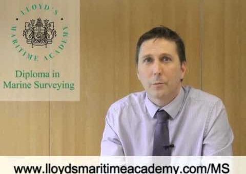 Marine Surveying online training course