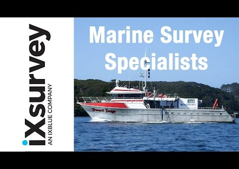 Our Story // IXBLUE Australia  // Marine Survey Specialists