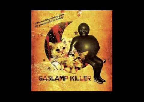 Gaslamp Killer & Gonjasufi - Kobwebs