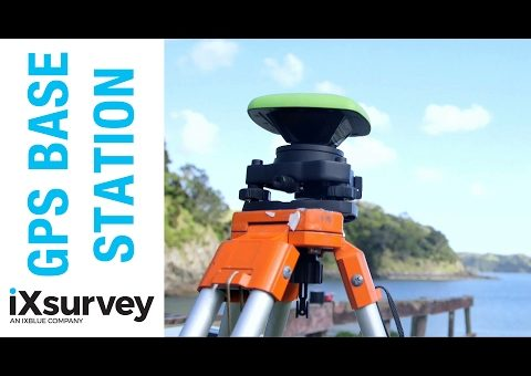 Using a GPS Base Station // iXblue // Marine Survey Specialists