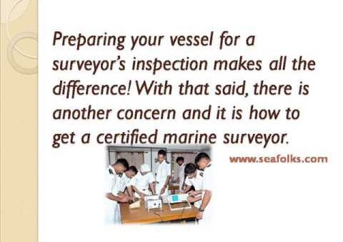Marine Surveying -- An important practice
