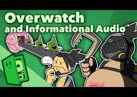 Overwatch and Informational Audio - Sound Design in Games - Extra Credits
