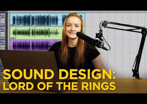 Re-creating Lord Of The Rings Sound Design