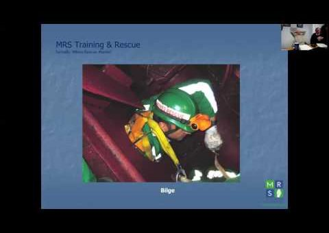 The surveying of marine enclosed spaces - IIMS Baltimore Workshop 2017